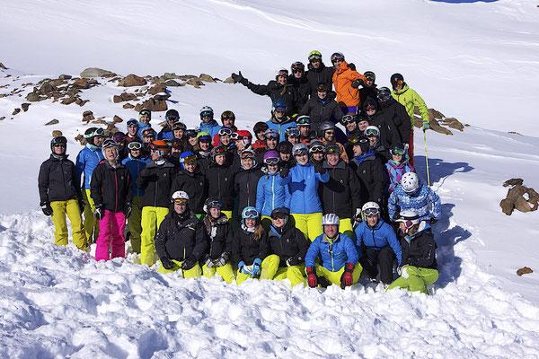Skilehrerausbildung 2013