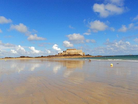 Reisen mit Hund in der Bretagne