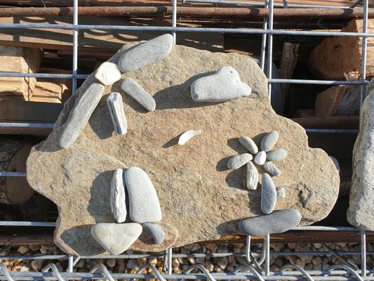 Steine der Bretagne
