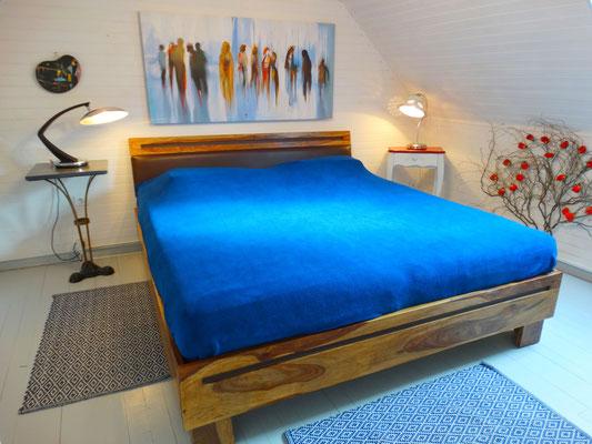 Ferienhaus Bretagne grosse Schlafzimmer