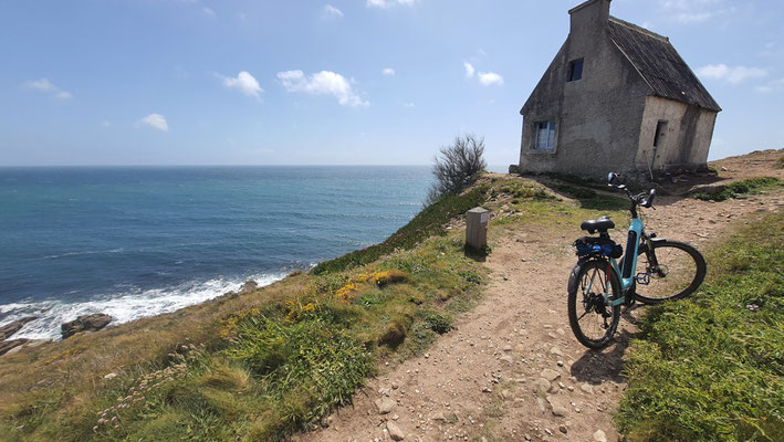 Fahrradverleih Maison Dodo, Fahrradwege in der Bretagne