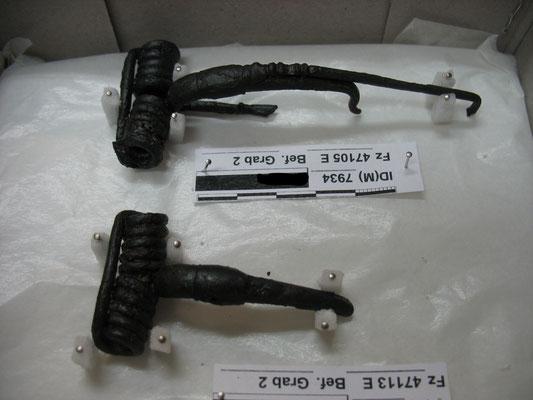 2 Eisenfibeln