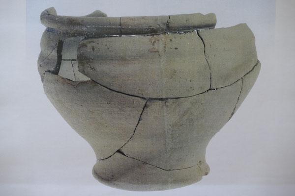 Keramiktopf: Foto Landesamt für Denkmalpflege