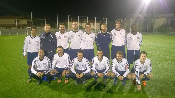 2016 10 16 - Victoire 9 à 1 contre MOVIDA