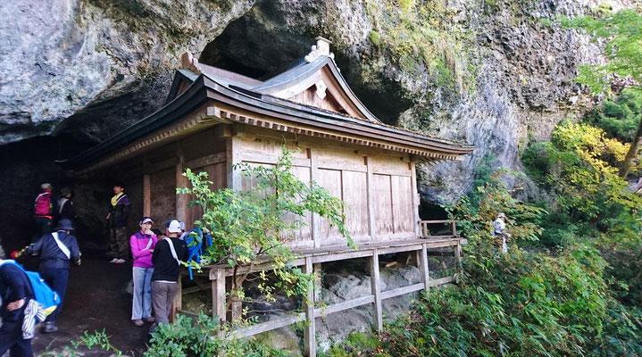 県指定重要文化財「観音堂」