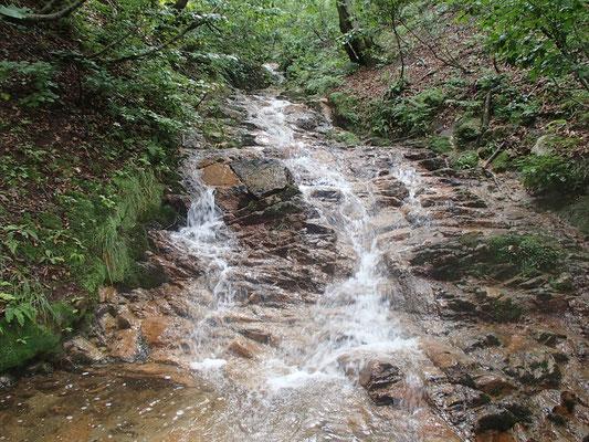 ナメ滝L20m