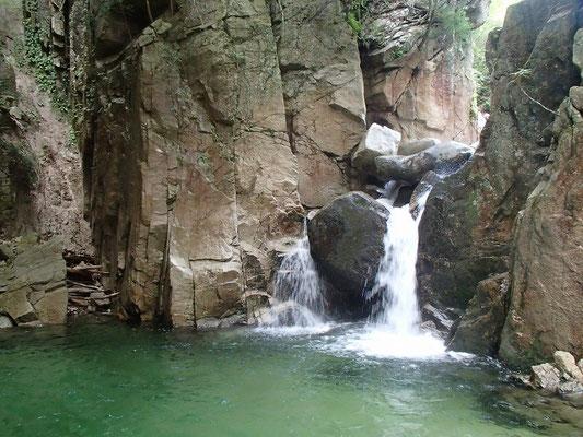 5m滝大釜