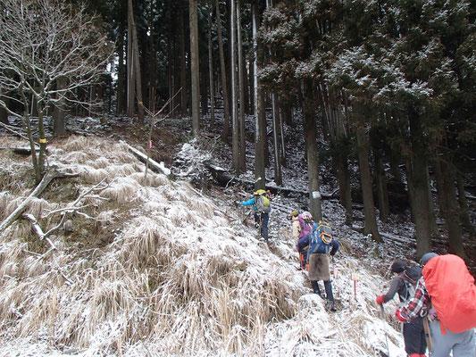 0730登山口