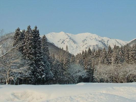 馬狩から野谷荘司山