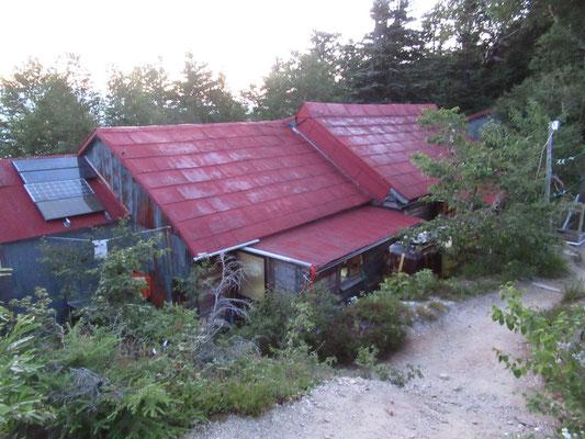 餓鬼の小屋