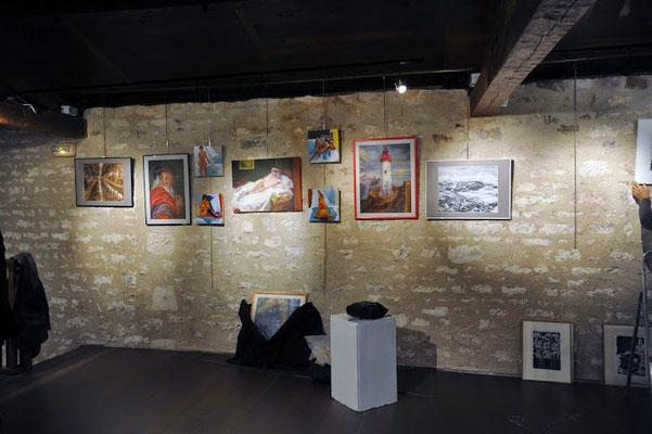 Peintures Françoise Drouzy