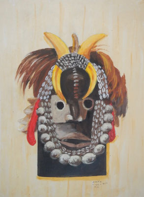 Banne Mask, 32 x 23, 40€