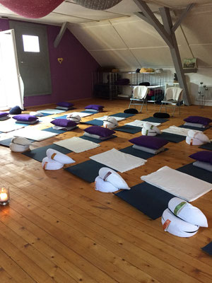 Hatha Yoga Wettingen