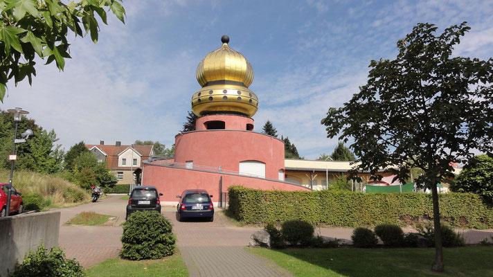 Kuppel am Kindergarten Düsseler Tor_D_Wülfrath