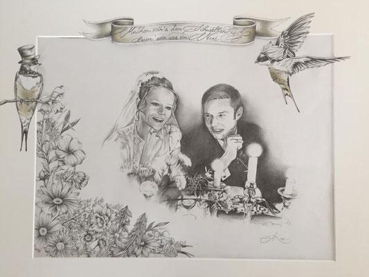 Hochzeitspaar 1970 verkauft