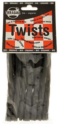 Süße Lakritzstangen Twists (Terrasana)