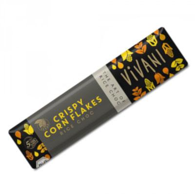 Crispy Corn Flakes Riegel (Vivani)