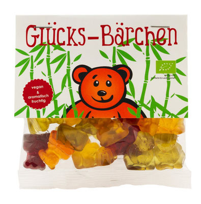 "Glück-Bärchen ""Bambus"" (mindsweets)"