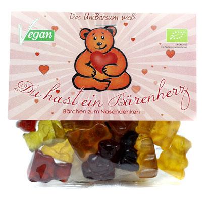 """""""Du hast ein Bärenherz"""" Bärchen (mindsweets)"""