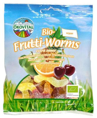 Bio-Frutti-Worms (Rösner) 100 g