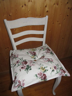 Stuhl im Beauty-Stübli