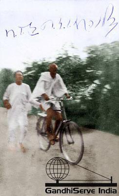 14 - Mahatma Gandhi (Ghandi) - Copyright: GandhiServe India - www.gandhiserveindia.org