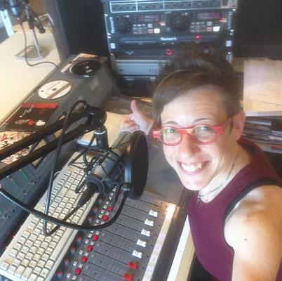 Sandra Thillier, reporter-rédactrice-présentatrice