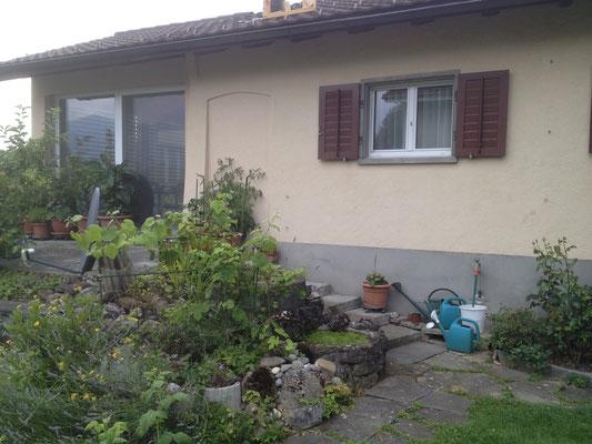 Lukarne und Dachausbau BEI ARBEITSBEGINN