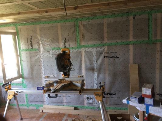Einlegerwohnung-Umbau IN ARBEIT