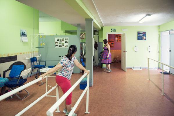 Centro de atención a personas con Discapacidad en Calera y Chozas
