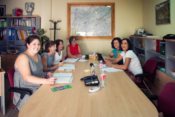 Servicios Sociales Centro coordinador en Calera y Chozas