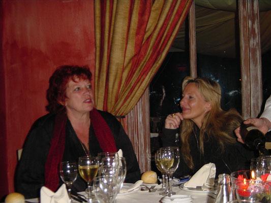 Regina Ziegler - sechs meiner Romane hat sie verfilmt.