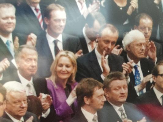 Bundesversammlung am 18. März 2012. Wir wählten Joachim Gauck zum elften Bundespräsidenten der Bundesrepublik Deutschland.