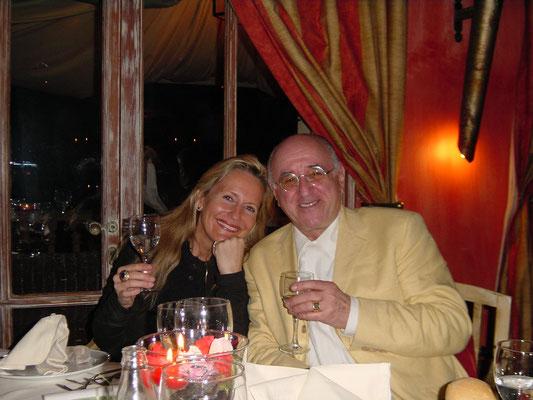 Alfred Biolek. Zum 60. Geburtstag von Wolf Gremm (Regisseur und Mann von Regina Zieger) wohnten wir auf Mallora in einer gemeinsamen Villa. Ich habe ihn sehr gemocht.