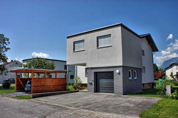 Garage Mit Wohnraum überbauen