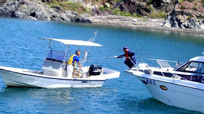 海難事故防止や安全航行についての情報提供