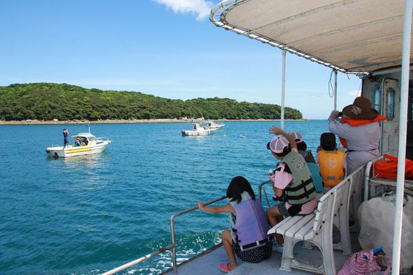 水俣地区海上航海訓練