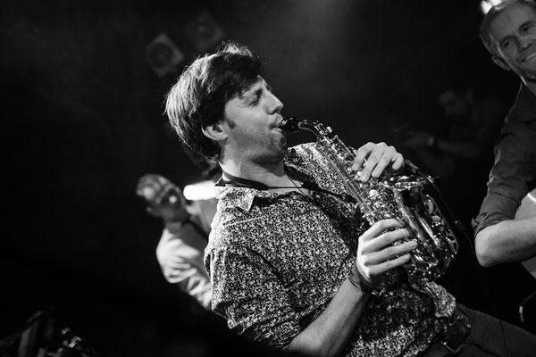 Feature: Joscha Enger - Gadjo Radio Release, Fabrik - Foto: Mathias Hainke