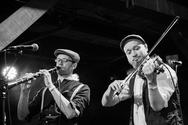 Feature: Michael Hornauer - Gadjo Radio Release, Fabrik - Foto: Mathias Hainke