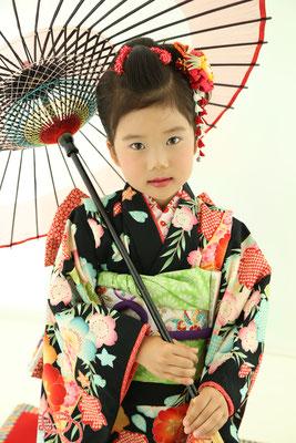 岐阜 関 可児 美濃加茂で七五三の衣裳レンタル、七五三の前撮りならブライダルサカエ