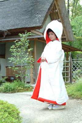 白無垢 和装前撮り 結婚式前撮り 岐阜美濃加茂 ブライダルサカエ