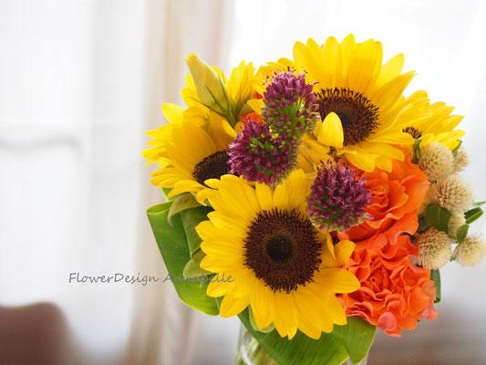 パリスタイル フラワーアレンジメント FlowerDesign Annabelle