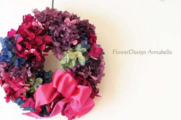 FlowerDesign Annabelle パリスタイル プリザーブドフラワー ギフトフラワー