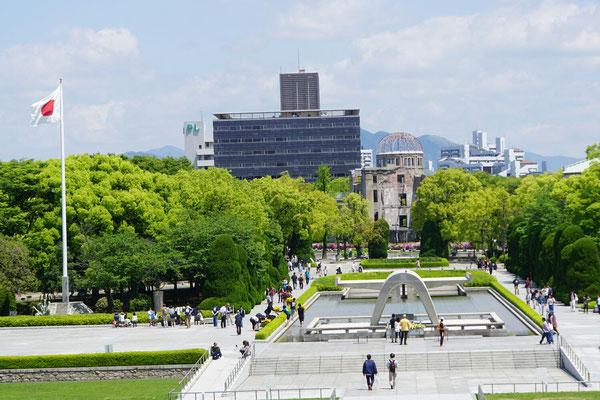 Hiroshima Friedenspark