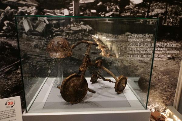 Schwerverdauliche Exponate im Museum