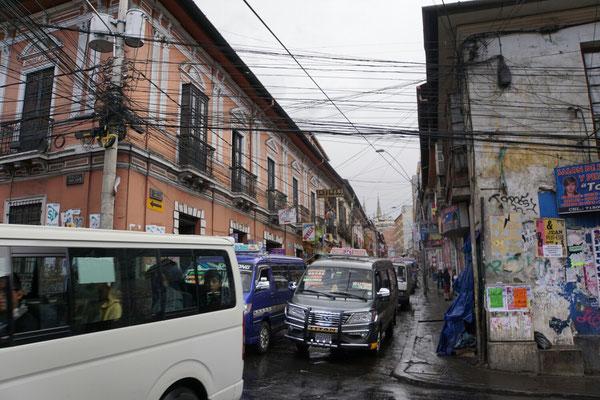 La Paz Streetlife