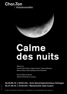 2015 Calme des nuits
