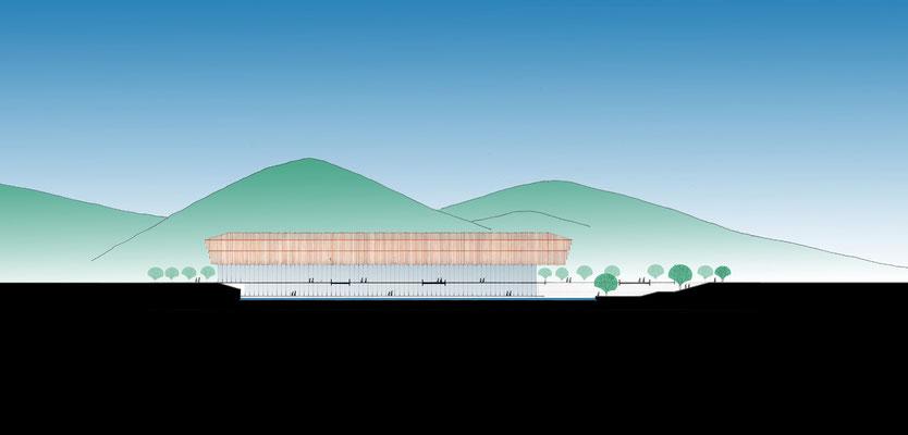京都府立新総合資料館プロポーザルコンペ