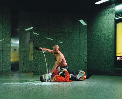 Honig Milch   2001    photograph   23.6 x 57 in.    60 x 145 cm