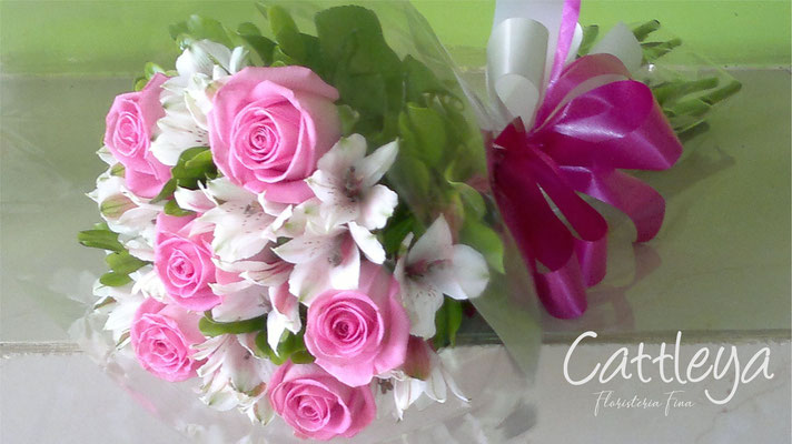 RR#06 $580.-  [12 rosas color]